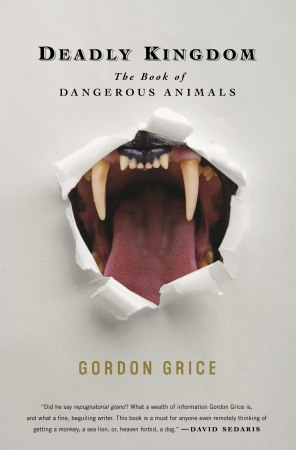 Deadly Kingdom: The Book of Dangerous Animals