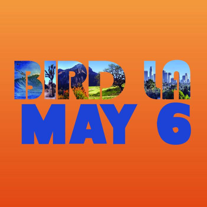 Bird LA Day is May 6, 2017
